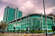 Photograph of the University Hospital London