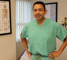 Mark Lee, UC Davis associate professor of orthopedic surgery (Courtesy of UC Davis).