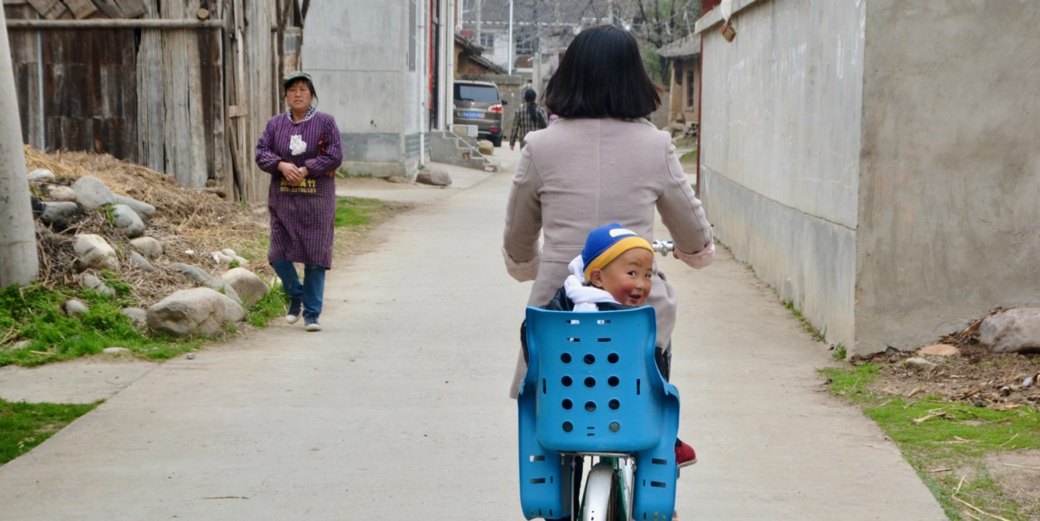 Tackling caregiver depression in rural China: A Q&A