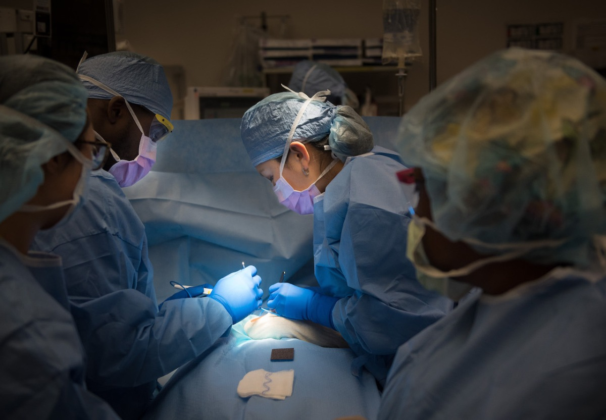 Behind the scenes with a Stanford pediatric surgeon